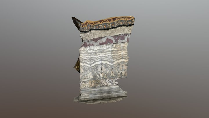 My jaw-dropping 3D scene 3D Model