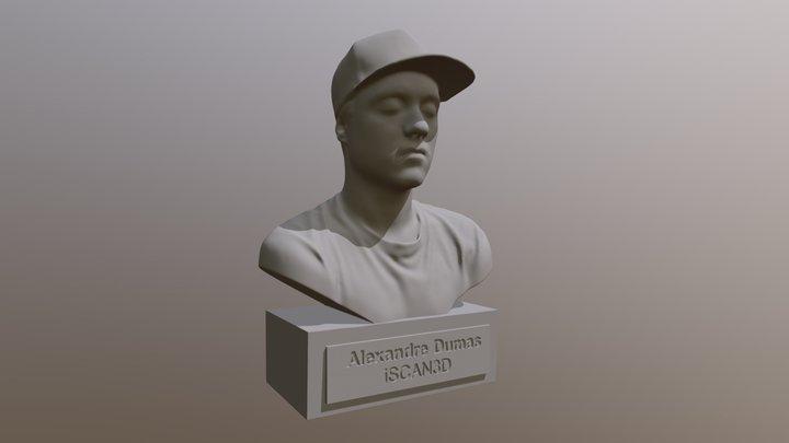 Buste 3D Model