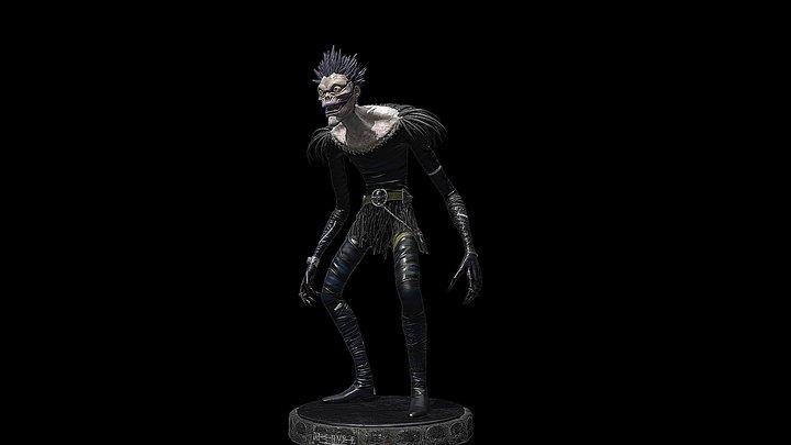 Ryuk (Death Note) 3D Model