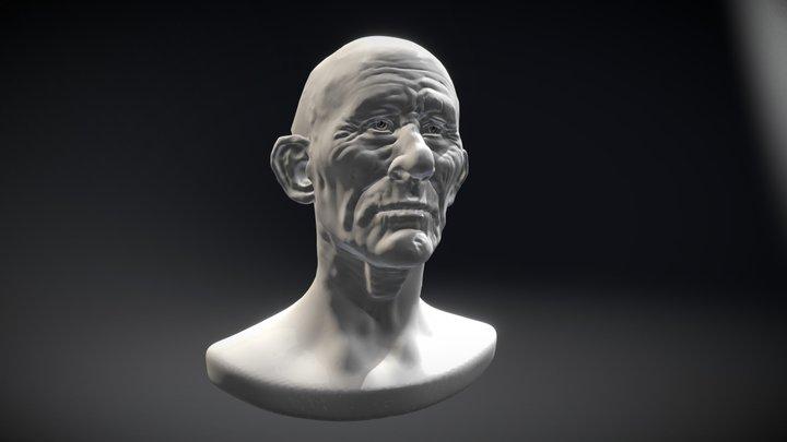 OldBoy 3D Model