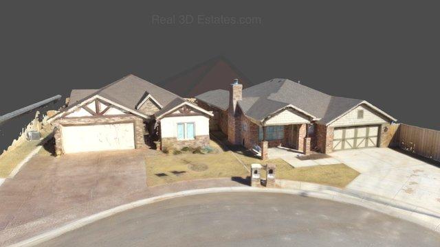 Juniper and Hacienda Homes 3D Model