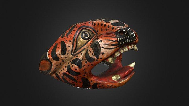 Mexican Mask 3D Model