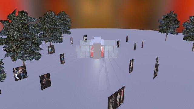 833 3D 175-199 Kopie Fbx 3D Model