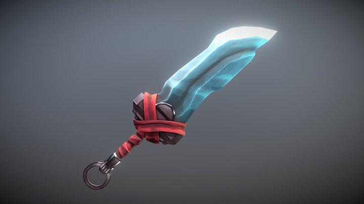 Sword Of Siegkell 3D Model