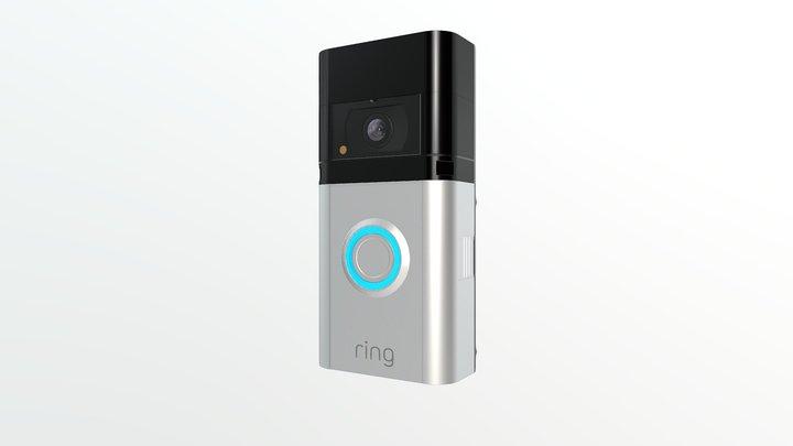 RING Video Doorbell : Temp 3D Model