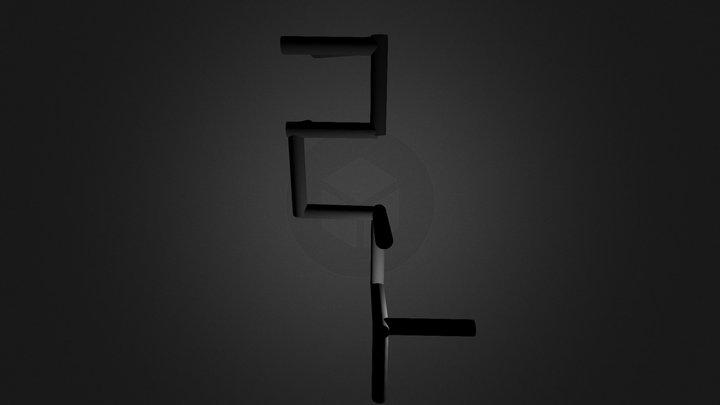 =) 3D Model