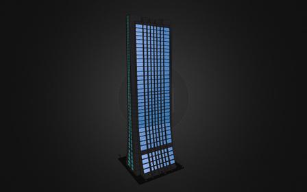 district10 3D Model