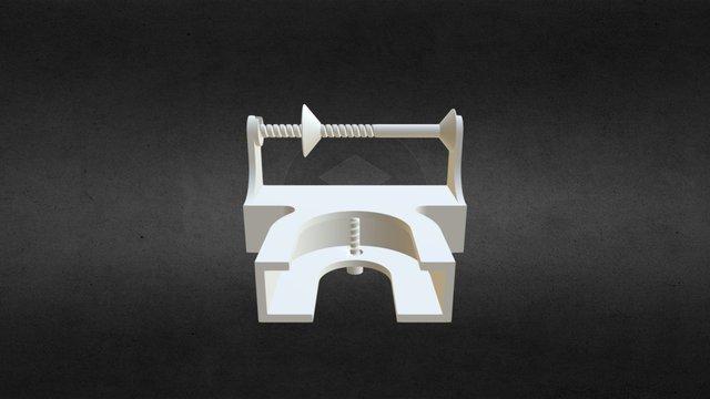 Purl Spool Base V10 3D Model