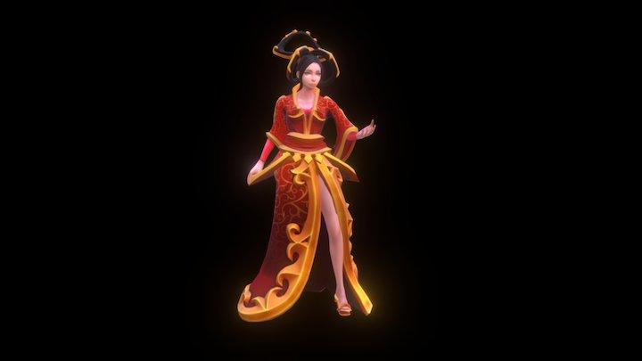 Zhu Yun - Ancient Civilizations: Lost & Found 3D Model
