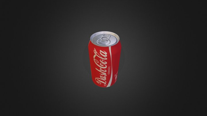 [Nin] Dash Cola 3D Model