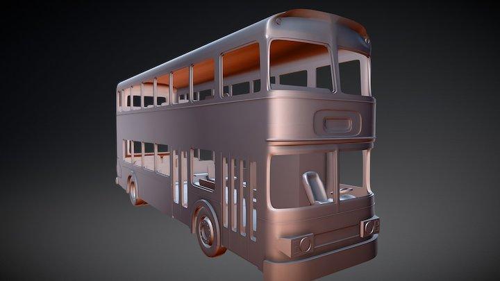 BDP 3D Model