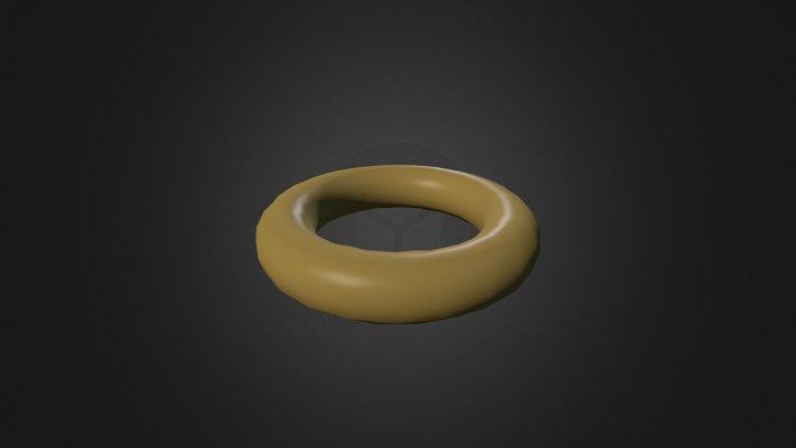 the best ring 3D Model