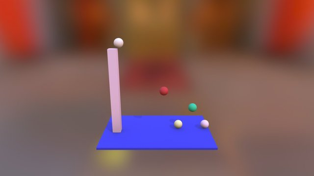 esferas 3D Model