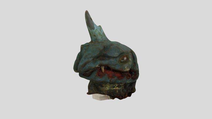 アボラス(「ウルトラマン」より) 3D Model
