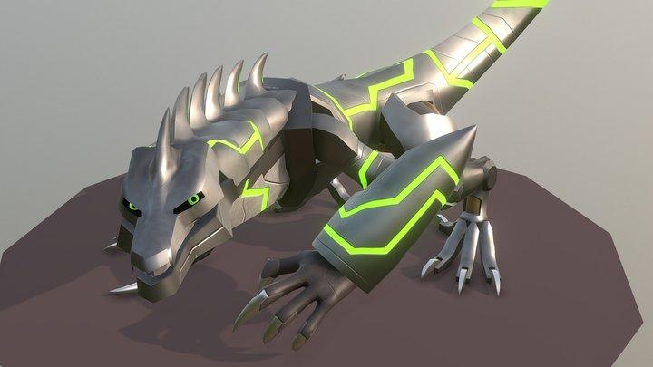Techtor 3D Model