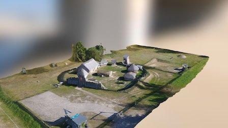 Sławogród - Czaplinek - high 3D Model