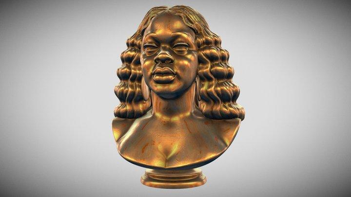 Breonna Taylor 3D Model