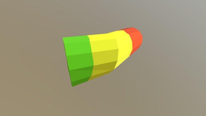 jah6 3D Model