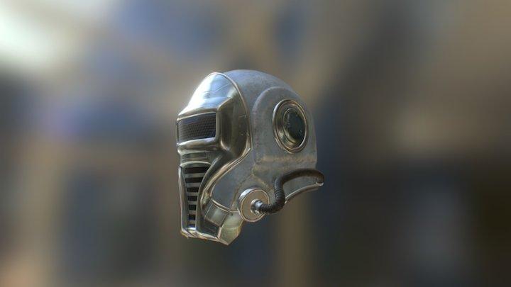 AVT Helmet Design17 3D Model