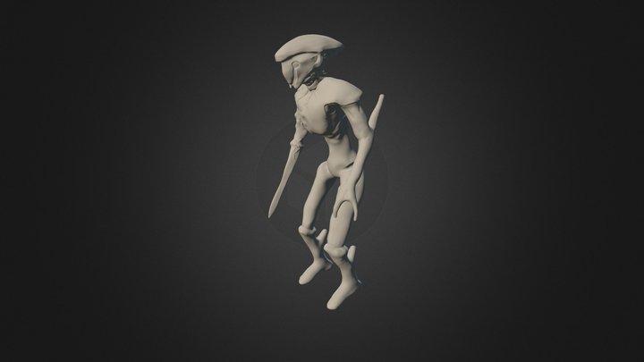 infested 3D Model