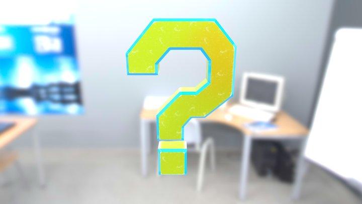 Question 3D Model