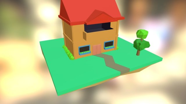 Home propose 3D Model