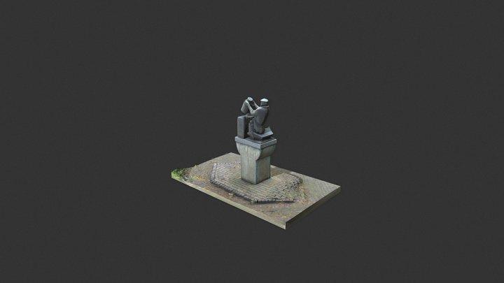 De Pullevaarder in Elim 3D Model
