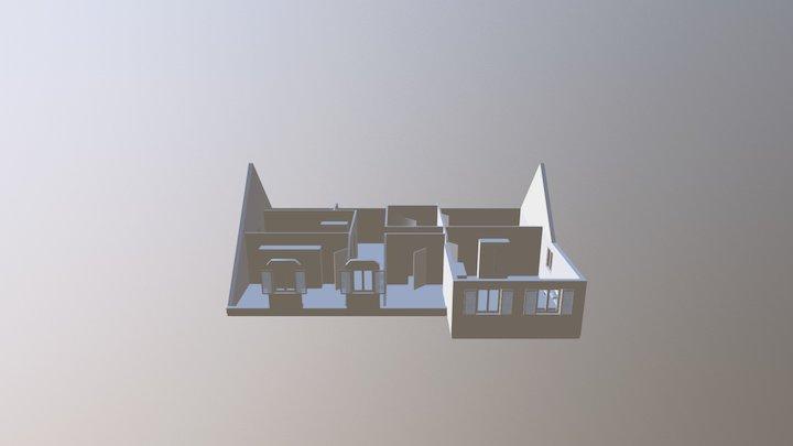 Etage 3d stl 3D Model