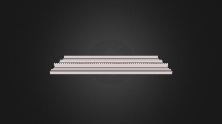 H W M Odel 3D Model