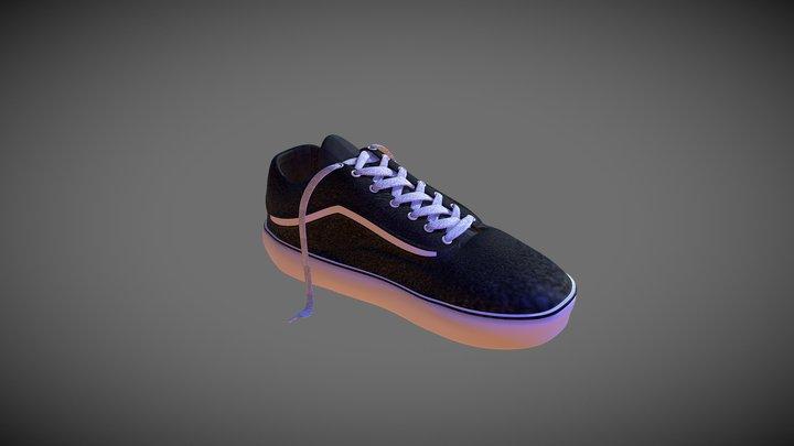 PROPS Sepatu Gadang Wirajati 029 001 3D Model
