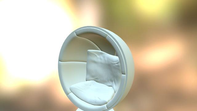 Ball Chair 3D Model