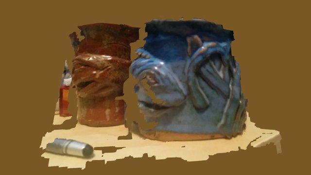 Mugs 3D Model