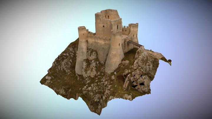 Rocca Calascio 3D Model