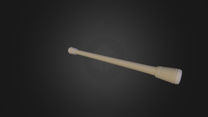 Light Tube 3D Model