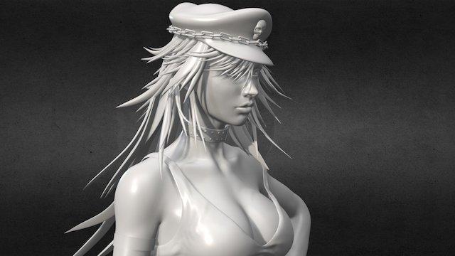 Poison 3D Model