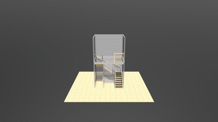 302563 3D Model