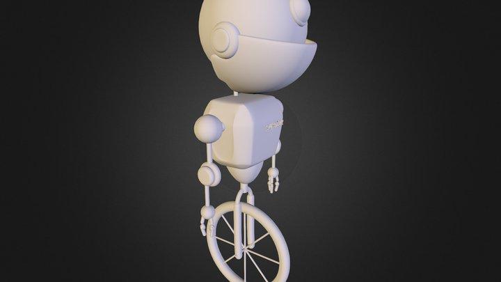 robotver2nobg_0001 3D Model