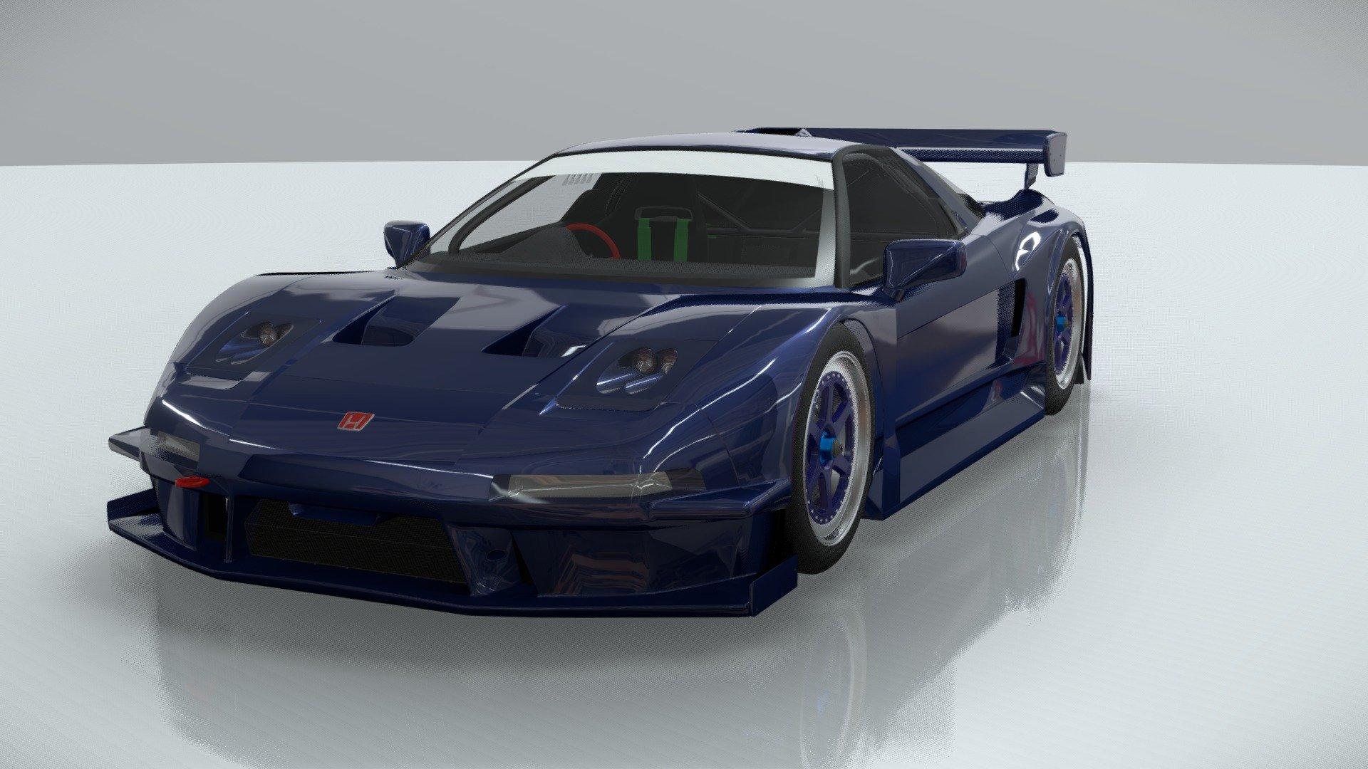 Honda NSX JGTC 1997 (WIP) - 3D model by submaniac93 (@submaniac93) 420ac63 - Sketchfab