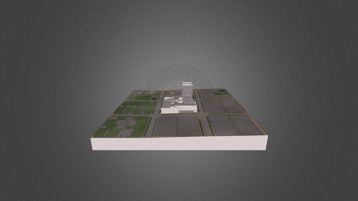 AUSTN 2 3D Model