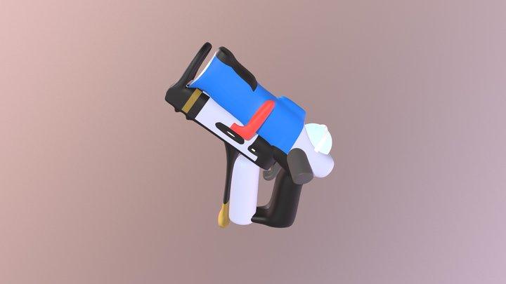 A- Mei- Zing Gun 3D Model