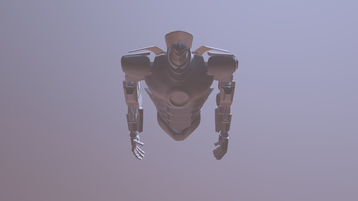 pacific rim. 3D Model