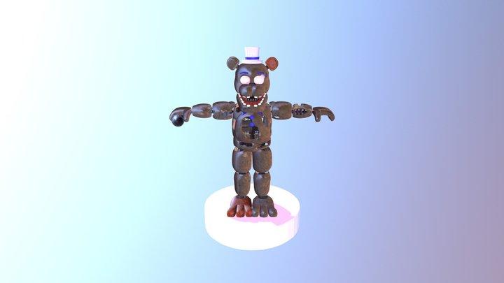 CraZ OC 3D Model
