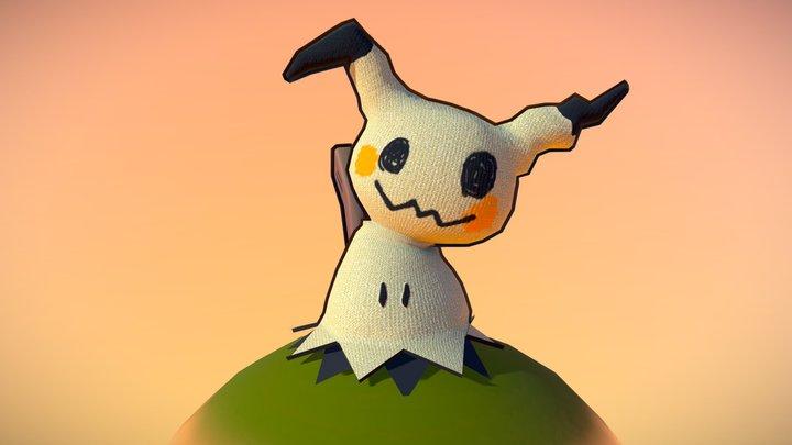Mimikyu!! - 3December2019 - Copy 3D Model