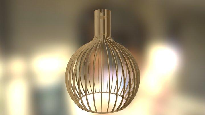 Лампа 2 3D Model