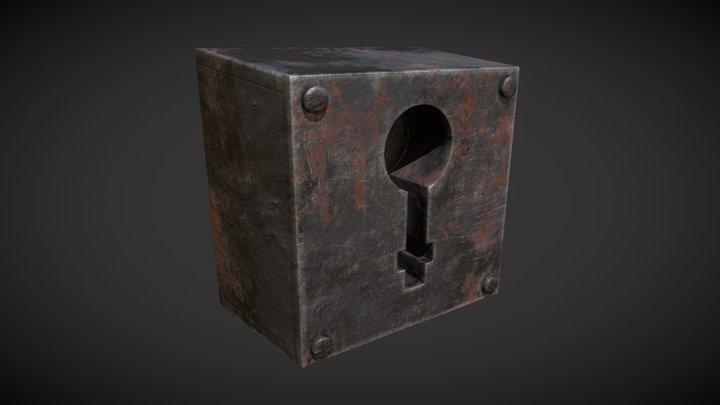 Padlock (MediEvil) 3D Model