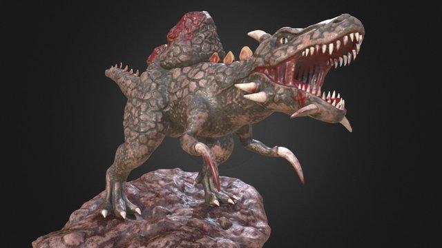 Dinosaur for Homekan 3D Model