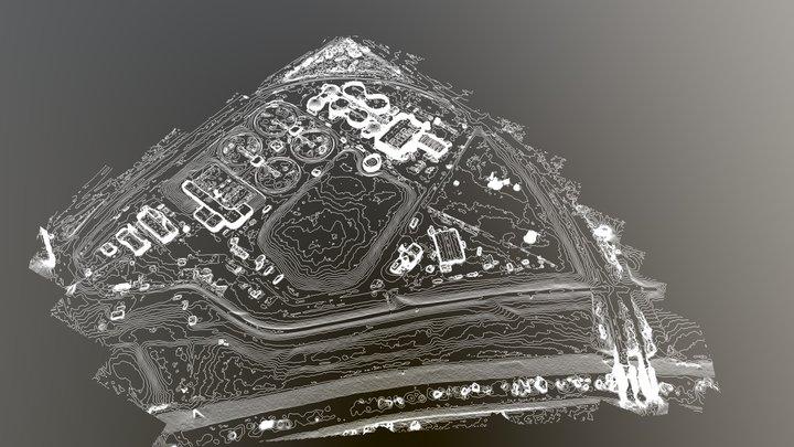 Enerfabbrwwtp0309182 3D Model