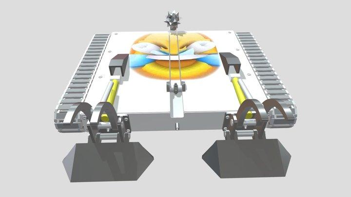Multiply and Surrender 3D Model