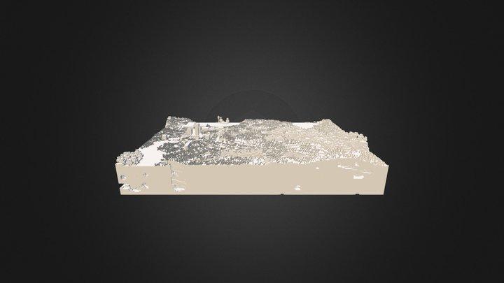 Lunza 3D Model