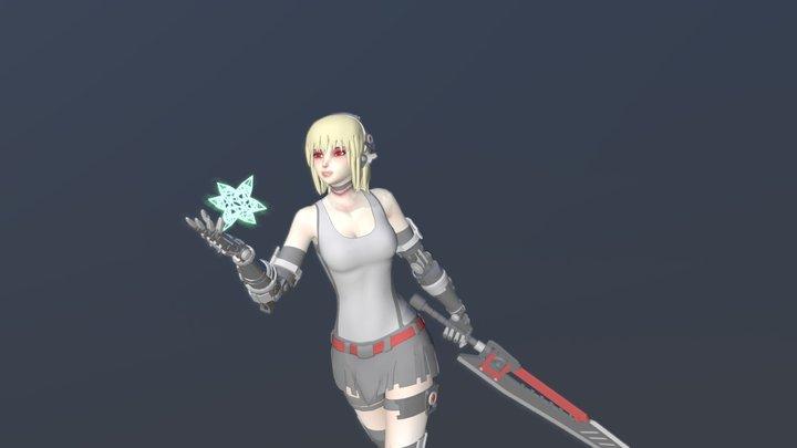 LZ_1 3D Model